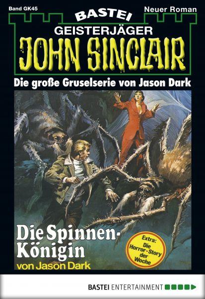 John Sinclair Gespensterkrimi - Folge 45