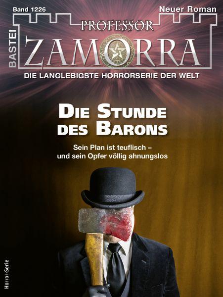 Professor Zamorra 1226 - Horror-Serie