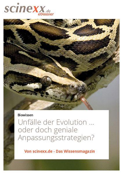 Unfälle der Evolution