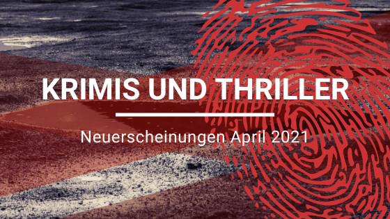 Krimis-Neuerscheinungen-April