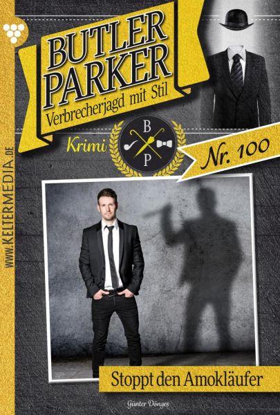 Butler Parker 100 – Kriminalroman
