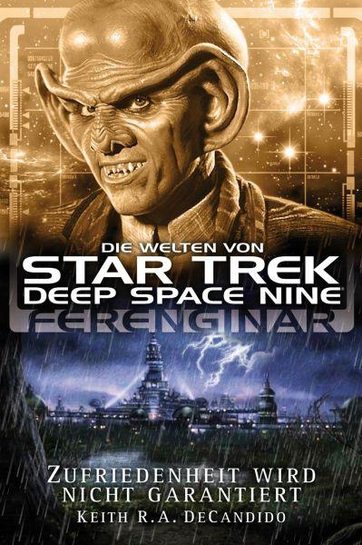 Star Trek - Die Welten von Deep Space Nine 05: Ferenginar - Zufriedenheit wird nicht garantiert