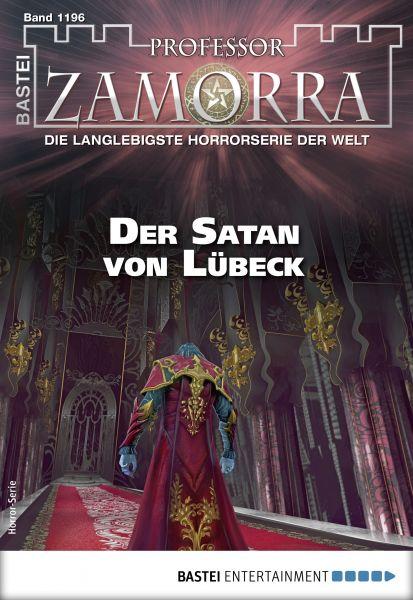 Professor Zamorra 1196 - Horror-Serie