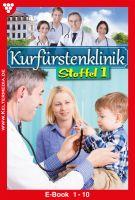 Kurfürstenklinik Staffel 1 - Arztroman