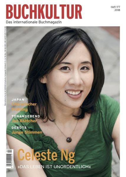 Magazin Buchkultur 177