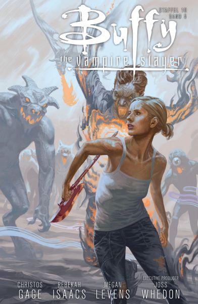Buffy the Vampire Slayer, Staffel 10, Band 5 - In Scherben am Boden