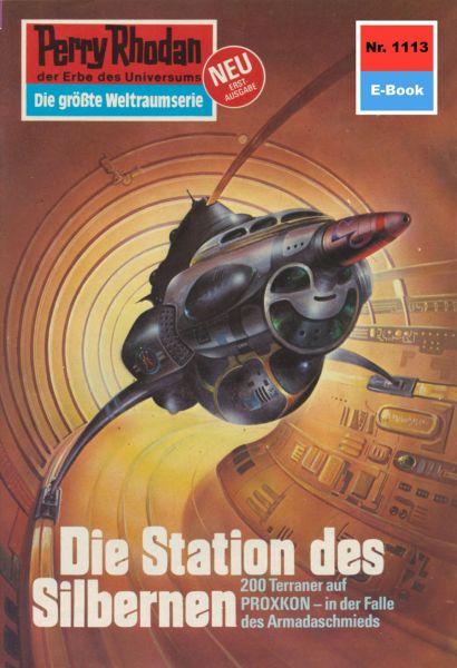 Perry Rhodan 1113: Die Station des Silbernen