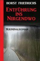 Entführung ins Nirgendwo: Kriminalroman