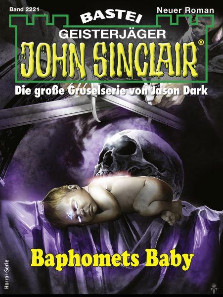 John Sinclair 2221 - Horror-Serie