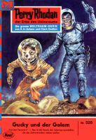 Perry Rhodan 326: Gucky und der Golem (Heftroman)