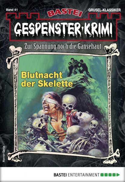 Gespenster-Krimi 41 - Horror-Serie