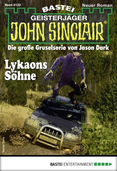 John Sinclair 2132 - Horror-Serie
