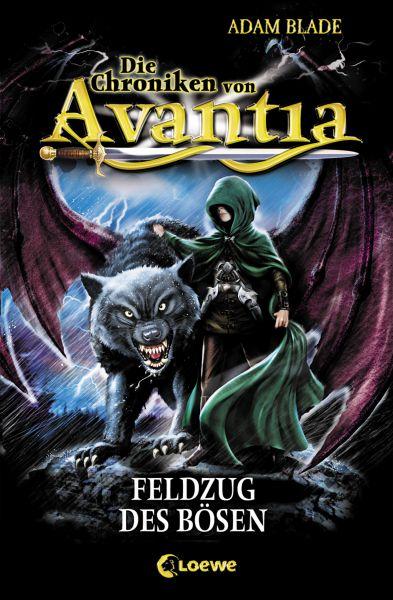 Die Chroniken von Avantia 2 – Feldzug des Bösen