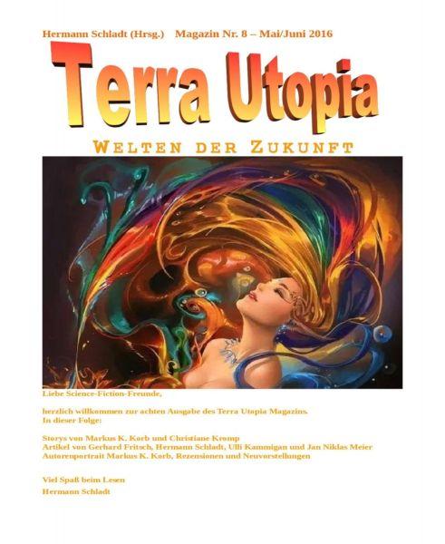Terra Utopia Magazin Nr. 8