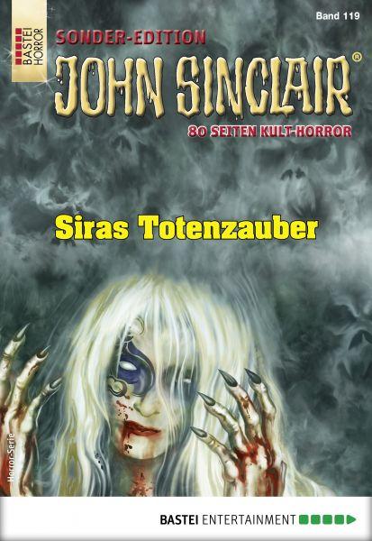 John Sinclair Sonder-Edition 119 - Horror-Serie