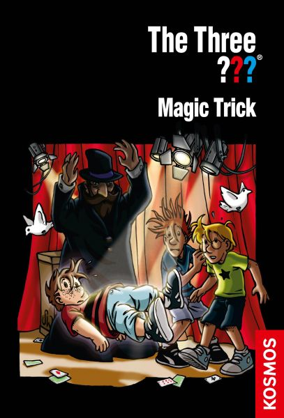 The Three ???, Magic Trick (drei Fragezeichen)