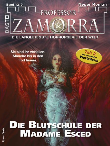 Professor Zamorra 1219 - Horror-Serie