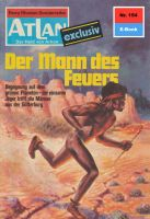 Atlan 154: Der Mann des Feuers (Heftroman)
