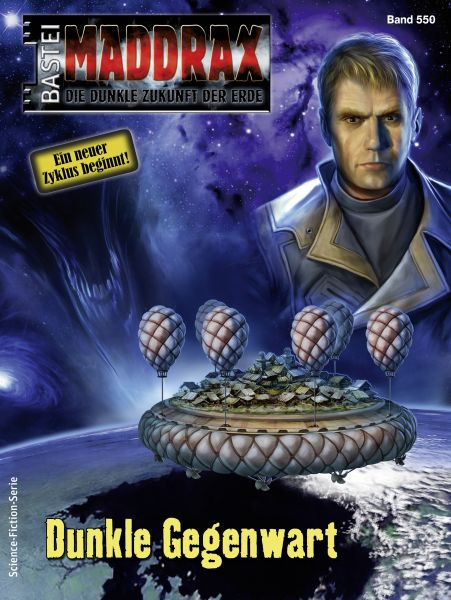 Maddrax 550 - Science-Fiction-Serie