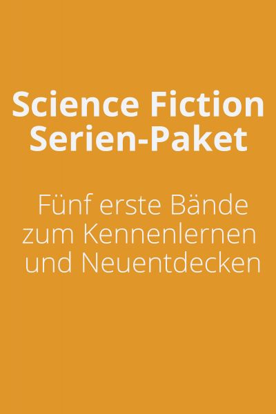 Science Fiction Serien Paket