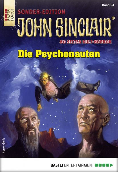 John Sinclair Sonder-Edition 94 - Horror-Serie