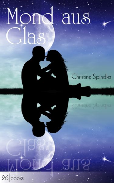 Mond aus Glas
